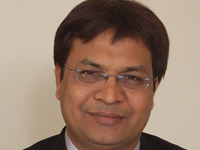 Ashok Agrawal, Co-founder and Managing Trustee